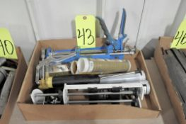 Lot-Caulk Guns in (1) Box