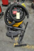 Shop Vac Brand Portable Shop Vacuum with Hose and Attachments
