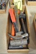 Lot-Hammers in (1) Box