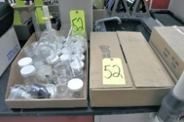 Lot-Lab Jars in (3) Boxes