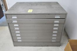8-Drawer Print File Cabinet