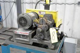 PR Machinery Model 660, Power Chamfering Machine, S/n 65013,