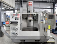 Haas Model VF-2SS, CNC Vertical Machining Center, S/n 47090