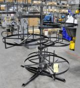 6-Tier Rotary Production Rack, (Plant 2)