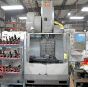 Haas Model VF-3YT/50, CNC Vertical Machining Center,