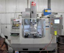 Haas Model VF-2SS, CNC Vertical Machining Center, S/n 48880