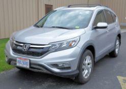 2015 Honda CRV 4-Door Hatchback, VIN 2HKRM4H72FH671170,