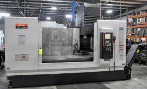 Mazak Model VTC 300C-492, CNC Vertical Machining Center,