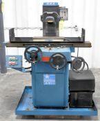 """K.O. Lee Model SF618, 6"""" x 18"""" Hydraulic Surface Grinder,"""
