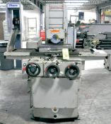 Brown & Sharpe Model 618 Micromaster Automatic Surface Grinder,