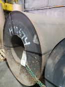 60,000 Pound Hot Rolled Steel Coil