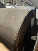 26,640 Pound Hot Rolled Steel Coil