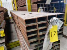 Bulk Bid: Lots 17 - 19 (2 X 4 X 240 X 11GA Steel Tube)