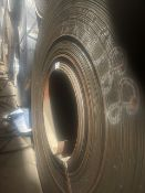 43,120 Pound Hot Rolled Steel Coil