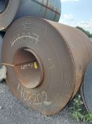 57,450 Pound Hot Rolled Steel Coil