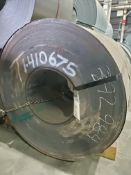 61,770 Pound Hot Rolled Steel Coil