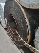 42,460 Pound Hot Rolled Steel Coil