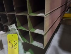 "14GA X 4SQ X 466"" Steel Tube"