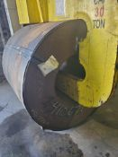 31,330 Pound Hot Rolled Steel Coil