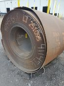 30,670 Pound Hot Rolled Steel Coil