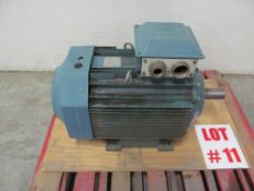 ABB ELECTRIC MOTOR, 55HP, 220V/230V/380V/400V/440V/50C/60C/3PH, LOCATION, HAWKESBURY, ONTARIO