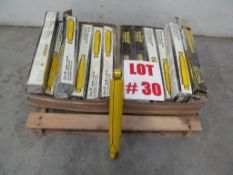 'NEW'' (28) MONROE SHOCK ABSORBERS, MODEL GAS 65, LOCATION, HAWKESBURY, ONTARIO
