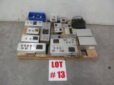 (19) ASSORTED ELECTRICAL POWER SOURCES
