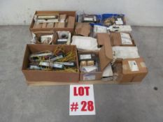 ASSORTED BALLASTS &TRANSFORMERS