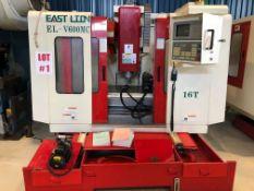 EAST LION VMC, MODEL EL-V600 MC, S/N 990607 - LOCATION, MONTREAL, QUEBEC
