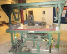 Lexico Die Separator, Model Special-06836, Hydraulic Lift, 5' x 2' Table, LOCATION, OTTAWA, ONTARIO