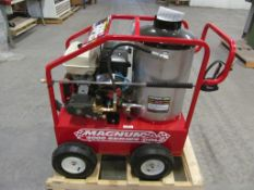 BRAND NEW EASY-KLEEN HOT WATER PRESSURE WASHER MODEL MAGNUM GOLD, LOCATION: HAWKESBURY, ONTARIO