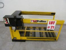 EZ PULLER ELECTRIC BATTERY DISCHARGE STATION