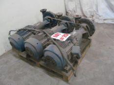 (3) HEAVY-DUTY PUMPS 30HP, 575V/3PH/60C
