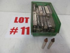 (LOT) NATIONAL TORCH TIPS (NEW)