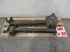 (2) MANUAL WINCHES