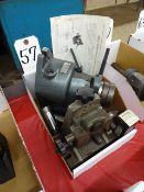 YUASA MODEL 550-004 COLLET INDEX FIXTURE