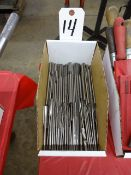 LOT ASSORTED REAMERS