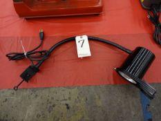 MOFFATT MODEL 95031 MAGNIFYING BENCH LIGHT