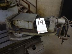 BRIDGEPORT 6 IN. MACHINE VISE WITH SWIVEL BASE