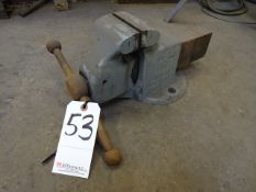REED 4 IN. BENCH VISE