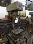 CLAUSING MODEL 1630 DRILL PRESS, S/N 118751, 1/2HP, 260-5400 RPM