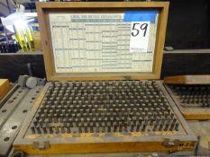 MEYER M-2 .251-.500 PIN GAGE SET