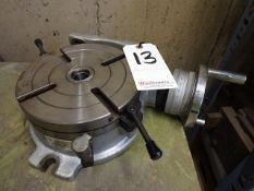 8 IN. ROTARY TABLE