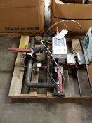 INGERSOLL RAND IX-02 ELECTRONIC FLOW CONTROLLER