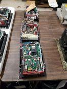 ASSORTED KB ELECTRONICS DC MOTOR SPEED CONTROLS