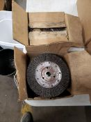 BOXES OF WIRE WHEELS