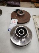LOT OF 2 IMPELLERS