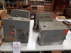 GE BUS PLUFS - AC361R, FVK322R AND FVK361R