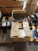 BOXES OF ASSORTED SIEMENS MODULES