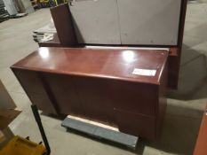 """CREDENZA 65"""" X 20"""" WITH RISER"""